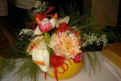Carving cup - vyřezávání do ovoce a zeleniny