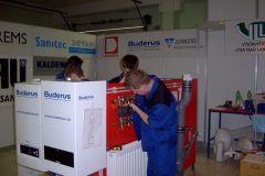 Soutěž instalatérů 2007